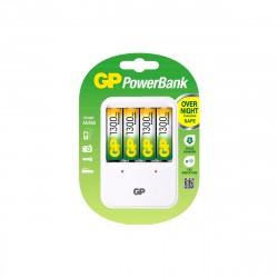 Зарядное устройство для аккумуляторов АА/ААА PB420 Standard, GP PowerBank