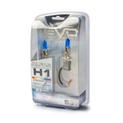 Газонаполненные лампы AVS ALFAS Pure-White 6000К H1 12V 85W, комплект 2 шт. A07241S