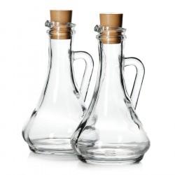 Набор емкостей для масла и уксуса ОЛИВИЯ 2шт по 260мл 80108B
