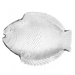 Тарелка в форме рыбы MARINE Pasabahce 260х206мм 10257SLB