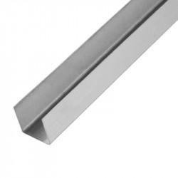 Профиль потолочный направляющий (ППН) Гипрофи Премиум 27 х 28 мм, 3 м