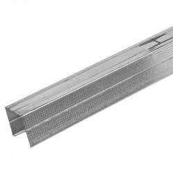 Профиль стоечный (ПС) Гипрофи Стандарт 50 х 50 мм, 3 м