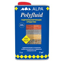 Гидроизолятор 1л Полифлюид