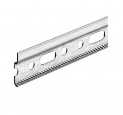 Планка для навесов металлическая 2 м, оцинкованная (1 шт)  - накл.