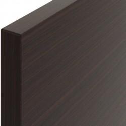 Деталь мебельная 2700*400*16 Венге темный
