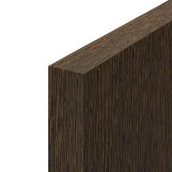 Деталь мебельная 800*200*16 Венге темный