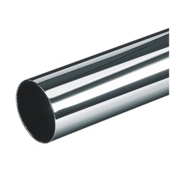 Труба 25x1,0x1500 мм, хром-накл.