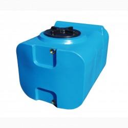 Емкость 100л прямоугольная SK-100 синяя 690*480*438мм