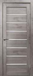 Полотно дверное Гринвуд 1 2000х800мм, дуб серый