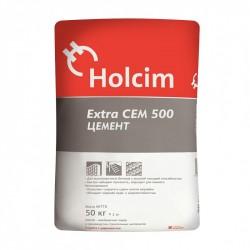 Цемент Holcim ExtraCEM ЦЕМ II 42,5Н М500, 50 кг