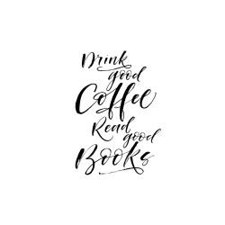 Постер на МДФ Drink good coffee 30х40см 152191676 25942-04