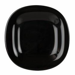Тарелка десертная 19см КАРИН черная H3664