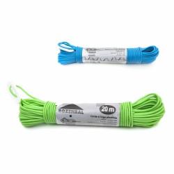 Веревка для белья пластик 20м ЭКО