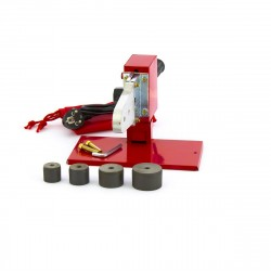 Аппарат для сварки пластиковых труб KW 600, 600 Вт, 300 °C, 20-25-32-40 мм, блистер KRONWERK 94212