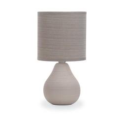 Лампа настольная Lucia Неаполь 609 бежевый Е14 1х60Вт