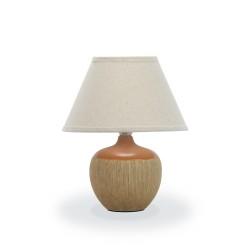 Лампа настольная Lucia 427 коричневый Е14 1х60Вт