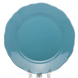 Тарелка 26см голубая LAR Kutahya Porselen LR26TD142 76