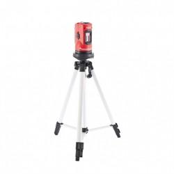 Уровень лазерный, 100мм, штатив 1260мм, самовыравнивающийся, Matrix 35023