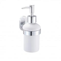 """Дозатор для жидкого мыла керамика """"BRASS"""" FORA"""