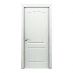 Полотно дверное Глухое Палитра,3D Финиш-пленка 2000х800мм,Белый