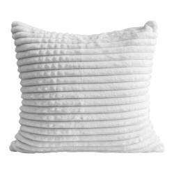 Подушка декоративная 450х450 (Supersoft) молочный