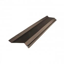 Отлив, цвет шоколадно-коричневый RAL 8017, 2000 х 50 мм
