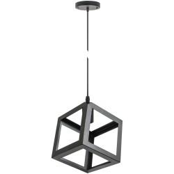 Подвесной светильник De Fran SP5-1711-1BK Е27 1x60Вт