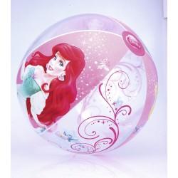 Мяч надувной 51см, Disney Princess Bestway 91042