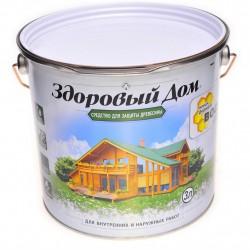 Деревозащитное средство Здоровый Дом 3,0л бесцветный