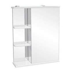 Шкаф-зеркало IKA Магнолия 60