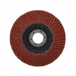 Круг лепестковый торцевой для МШУ 115*22мм Р40 (Луга)
