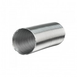 Канал-воздуховод гибкий гофрир. 110мм, алюминиевый до 3м, Вентс
