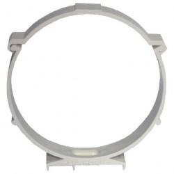 Держатель для круглого канала (100мм) со скобой, 10ДКП, ЭРА