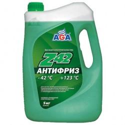 Антифриз зеленый 5л, готовый к применению AGA049 Z
