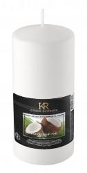 Свеча-столбик ароматическая Kukina Raffinata Кокосовый рай 56*80мм 202786