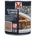 Антисептик акриловый EXTREME CLIMATE V33  платина 0,9л