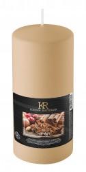 Свеча-столбик ароматическая Kukina Raffinata Корица 56*100мм 202868