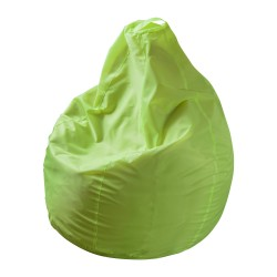 пуф мешок Груша L, лимон