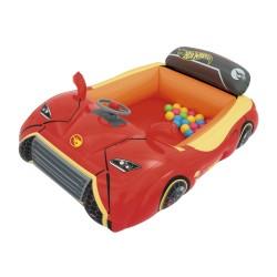Игровой центр Машина Hot Wheels, 25 шариков, 135*99*43см, 93404 Bestway