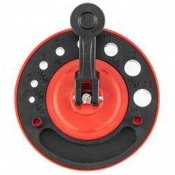 Кондуктор для сверления D 4-13мм, Липучка, Matrix 72833
