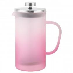 Френч-пресс 350мл Kukina Raffinata розовый 300403-2/300407