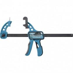 Струбцина тип-F 825*230мм, инструментальная сталь, Gross 20701