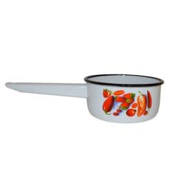 Ковш 1,0л Appetite Паприка эмалированный 1с22с