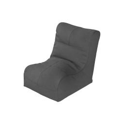 Пуф кресло Модуль (Серый)