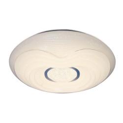 Светильник потолочный ORBITAL FS1234 WH 48W D390 (ПДУ)