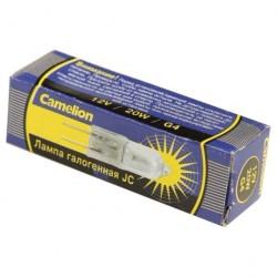 Лампа галогенная Camelion G4 12V 10W