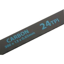 Полотна для ножовки по металлу 300 мм 24TPI Carbon 2 шт. Gross 77719