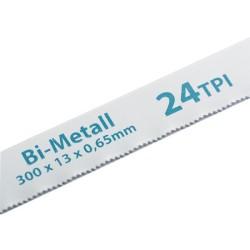 Полотна для ножовки по металлу 300 мм 24TPI BIM 2 шт. Gross 77729
