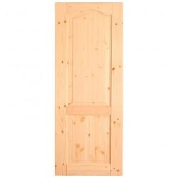 Полотно дверное филенчатое неокрашенное ДГ600