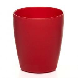 Набор стаканов SparkPlast пластик 3шт по 250мл красный IS10310